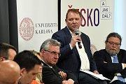 Konference Česko! A jak dál? v Brně.