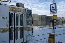 Nejkratší linka šalin v Brně vznikla při velké výluce z linky 11. Cestující se z konečné na konečnou dostanou zhruba za tři minuty.