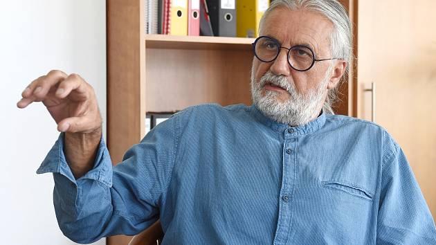 Václav Bartoňek, majitel fotbalové Zbrojovky Brno
