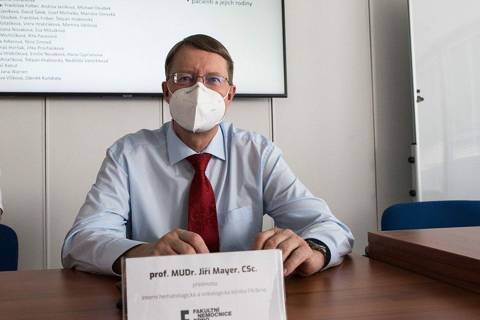 Profesor Jiří Mayer
