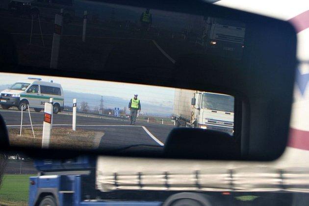 Vítězný snímek: Regulace dopravy