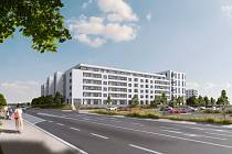 Projekt Rezidence Svratka od Imos Development vyroste u řeky Svratky v brněnských Horních Heršpicích.