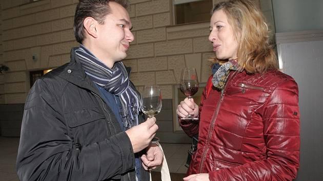Brno patřilo akci Víno z blízka.