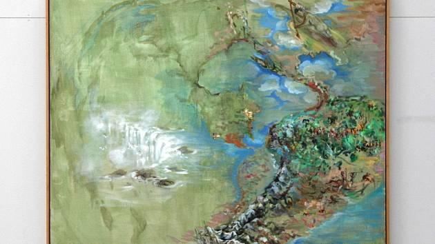 Stovku děl nejznámějších českých výtvarníků i výběr z tvorby současných grafiků. To nabízí výstava v galerii moderního umění Wannieck Gallery.