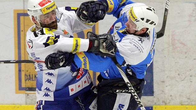 Kometa zvládla úvodní zápas semifinále play off lépe. Na ledě Plzně zvítězila 4:3.