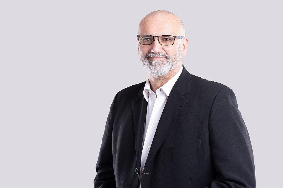 Richard Novák, kandidát do Senátu za volební obvod č. 60 Brno-město.