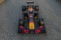 Formule 1 stáje Red Bull.