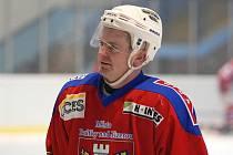 Hokejista Petr Kaňkovský.