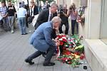 Před padesáti lety stříleli Češi proti Čechům. Brňané si připomněli zemřelé