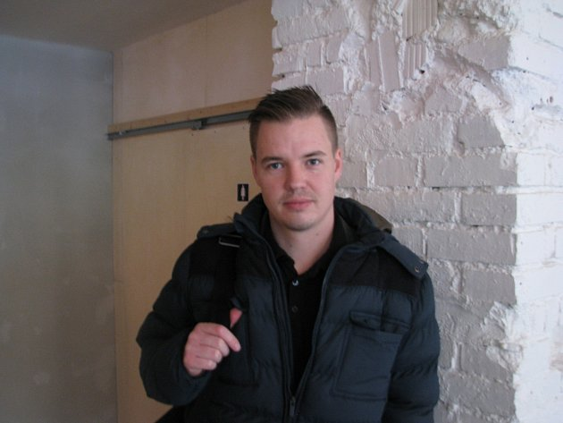 Odborník na destiláty Tomáš Ševčík.