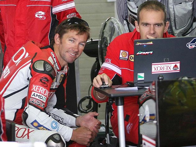 Troy Bayliss v depu