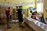 Volby do Evropského parlamentu v Jihomoravském kraji.