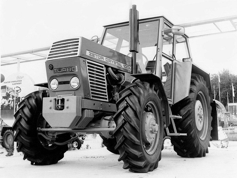 Zetor Crystal 10045 z roku 1978.