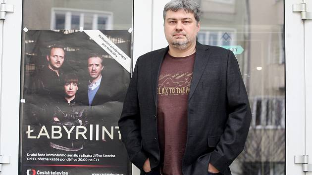 Scénárista Petr Hudský.