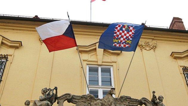 Brněnská radnice. Ilustrační foto.