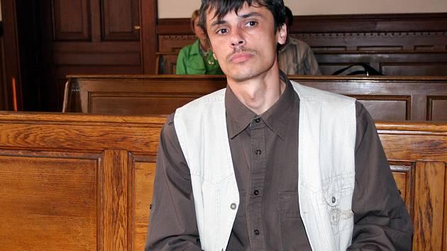 Obžalovaný Martin Hudeček