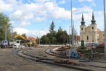 Zábrdovický most v Brně.