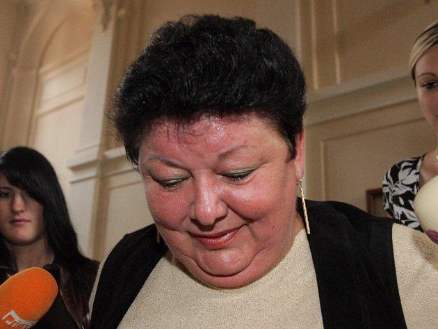 Anna Böhmová.