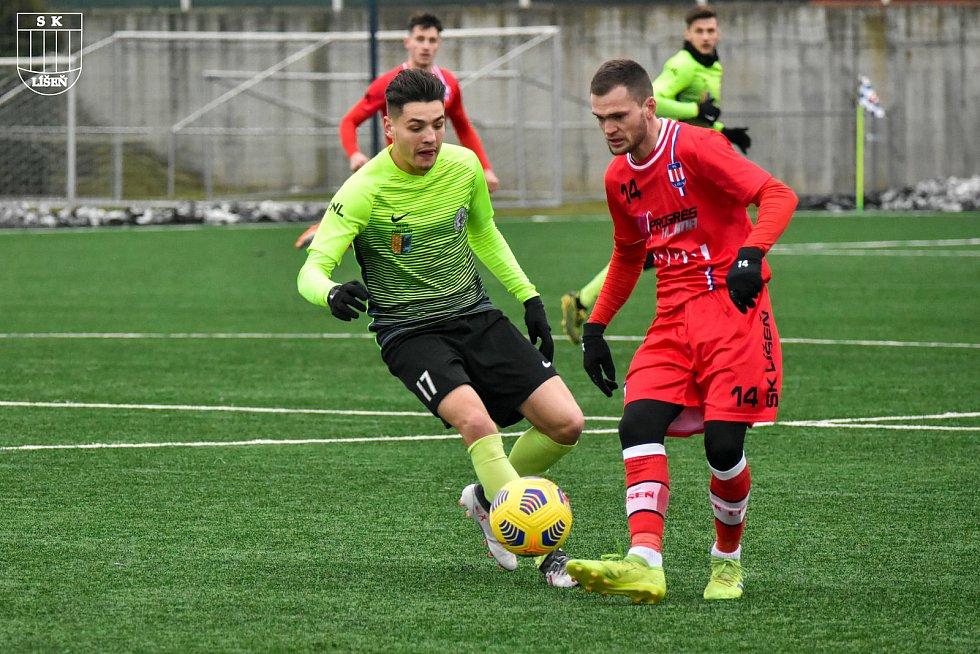 Líšeňský záložník Jaroslav Málek patří v této sezoně mezi největší hvězdy druhé ligy.