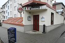 Restaurace Mariani v Brně.