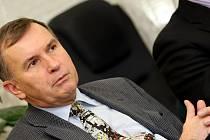 Ředitel Masarykova onkologického ústavu Jiří Vorlíček.