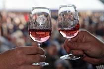 Svatomartinské víno v Brně