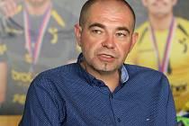 Manažer týmu Volejbal Brno Martin Gerža usilovně hledá možné posily v zahraničních vodách.