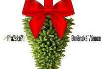 Kritizované hlavní motto marketingové kampaně Turistického informačního centra, které si dalo za cíl přitáhnout víc lidí na Brněnské Vánoce.
