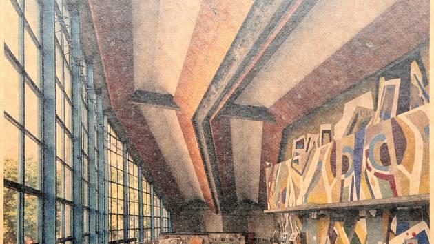 Výstavu věnovanou postavě slavného architekta českého původu Antonína Raymonda zahájí v úterý brněnská Galerie architektury ve Starobrněnské ulici.