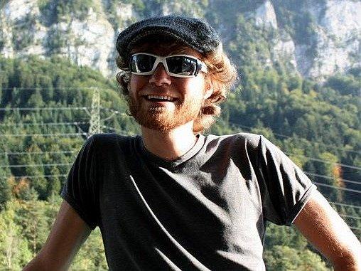 Hlavní organizátor Extrem Food Festivalu Pavel Pichler.