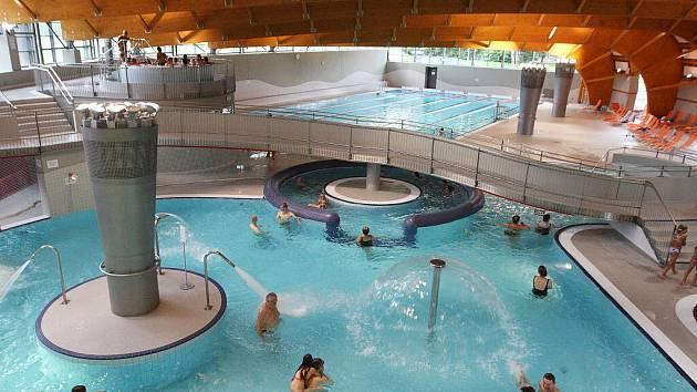 Aquapark v brněnských Kohoutovicích - ilustrační foto.