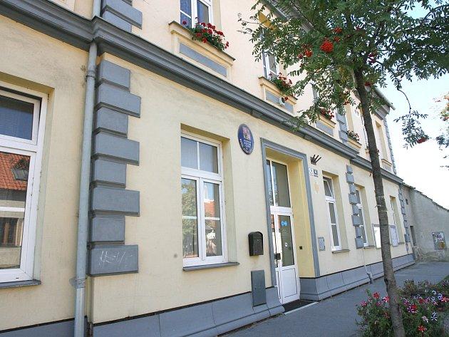 Radnice ve Starém Lískovci. Ilustrační fotografie.