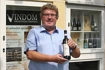Dan Mádr, zakladatel a ředitel soutěže Top 77 vín
