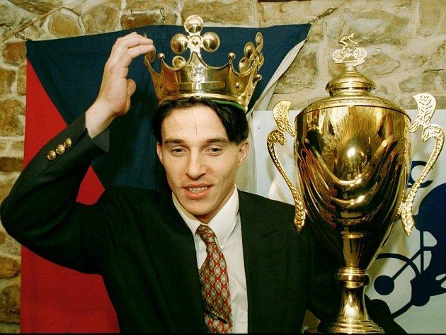 V letech 1999 a 2000 ovládl Pavel Buráň anketu Král cyklistiky.