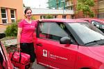 Za pacienty vyjedou vopravených autech