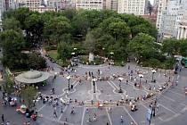 První oficiální oblast zlepšená obchodem, takzvaně Business Improvement Districts, se zformovala v roce 1984 kolem Union Square parku v New Yorku.