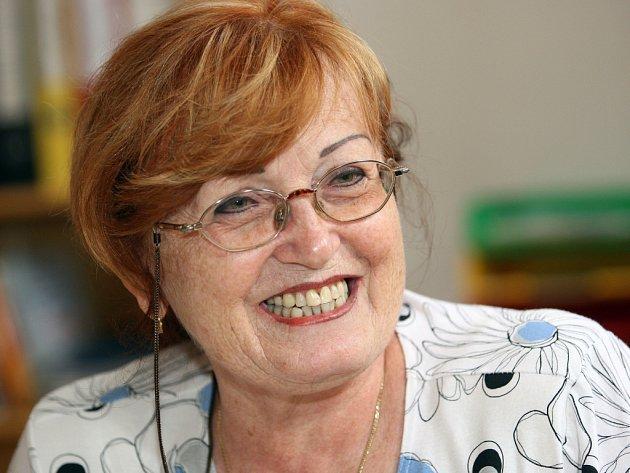 Gerta Mazalová vede brněnskou pobočku Sdružení obrany spotřebitelů.