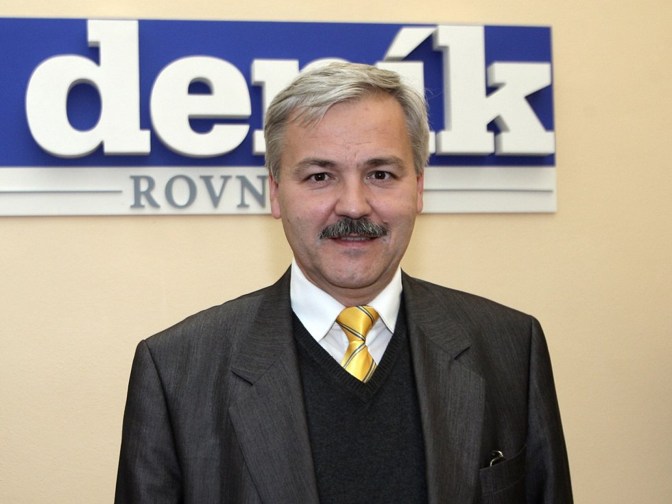 Křesťanský demokrat a starosta Šlapanic Jaroslav Klaška.