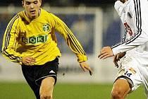 Tomáš Jursa hraje za MFK OKD Karviná.