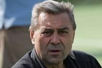 Karel Kroupa byl jednou z hlavních opor mistrovského týmu Zbrojovky ze sezony 1977/78.