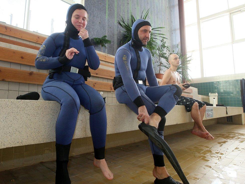 Kurz freedivingu.