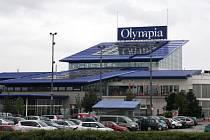 Nákupní centrum Olympia.