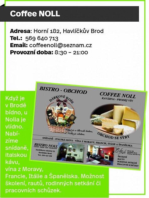 Coffee Noll, Havlíčkův Brod
