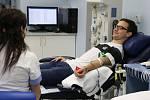 Darování krve,  ilustrační foto