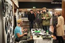 Scala Film Market v Brně.