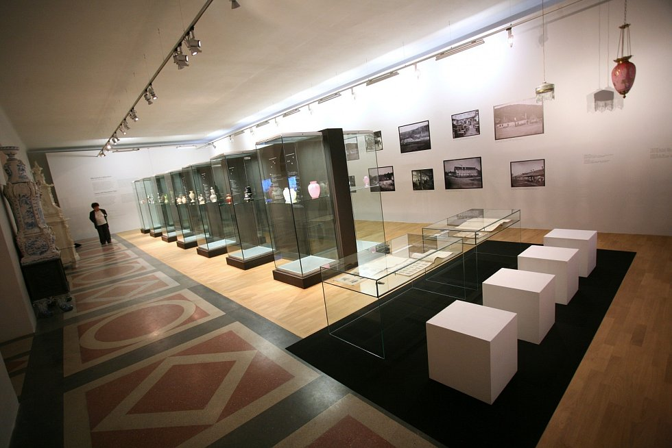 Uměleckoprůmyslové muzeum v Brně.