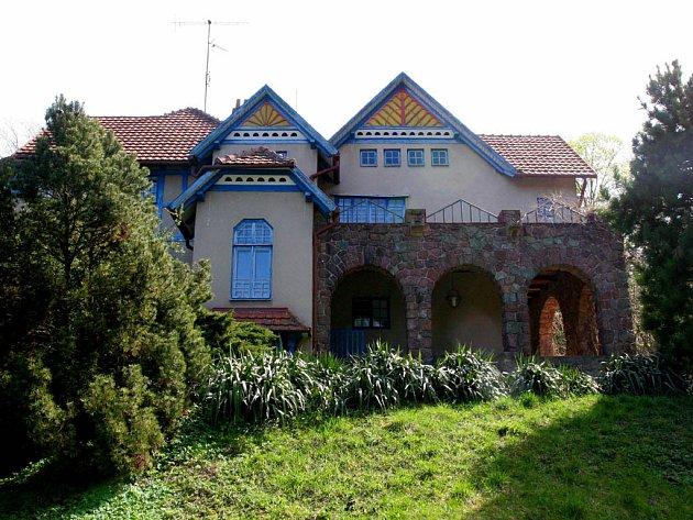 Jurkovičovu vilu čeká oprava, po níž se návštěvníci mohou těšit na expozici o autorovi.