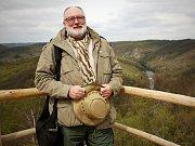 Ředitel Správy národního parku Podyjí Tomáš Rothröckl.