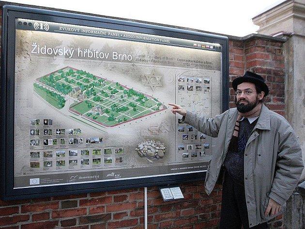 Židovský hřbitov v Brně - ilustrační foto.