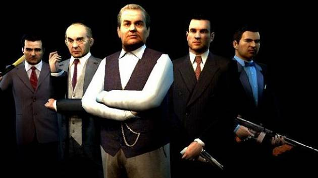 Mafia: The City of Lost Heaven, střílečka z pohledu třetí osoby. Příběh se odehrává v roce 1930 v Americe.